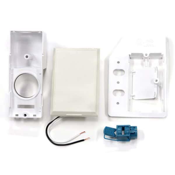 SuperValve Full Face Door Dual Voltage Inlet Almond