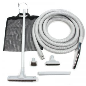 30 FT Central Vacuum Garage Kit